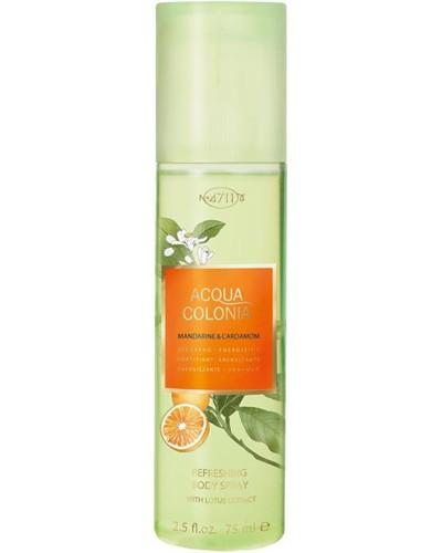 Unisexdüfte Mandarine & Cardamom Body Spray