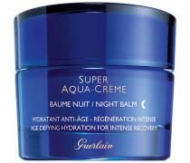 Pflege Super Aqua Feuchtigkeitspflege Night Cream