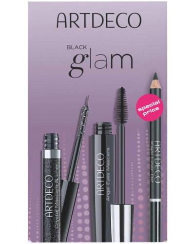 Black Glam Geschenkset Crystal Mascara & Liner 5 ml + Angel Eyes 10 Kajal 1;1 g