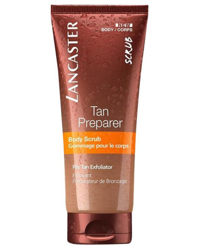 Sonnenpflege Self Tan Beauty Body Scrub Pre Exfoliator