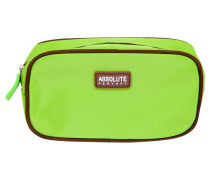 Accessoires Kosmetiktaschen Green Microfiber Cosmetic Bag