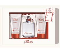 Damendüfte Women Geschenkset Eau de Toilette Spray 30 ml + Shower Gel 75 ml + Body Lotion 75 ml