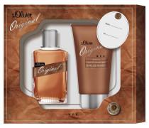 Herrendüfte Original Men Geschenkset Eau de Toilette Spray 30 ml + Shower & Shave Shampoo 75 ml