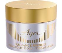 Pflege Radiance Energie Throat Cream