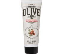 Pure Greek Olive Pomegranate Body Cream