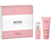 Boss Black Boss Ma Vie Pour Femme Geschenkset Eau de Parfum Spray 30 ml + Perfumed Body Lotion 100 ml