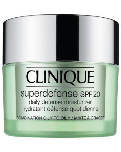 Feuchtigkeitspflege Hauttyp 3/4 - ölige bis sehr Haut Superdefense SPF 20 Daily Moisturizer