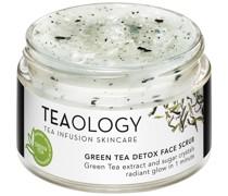Gesichtspflege Green Tea Detox Face Scrub