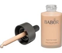 Make-up Teint Mattifying Foundation Nr. 02 Natural