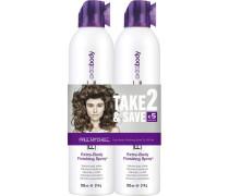 Haarpflege Extra Body Finishing Spray Duo Set 2x Finishing Spray 300 ml