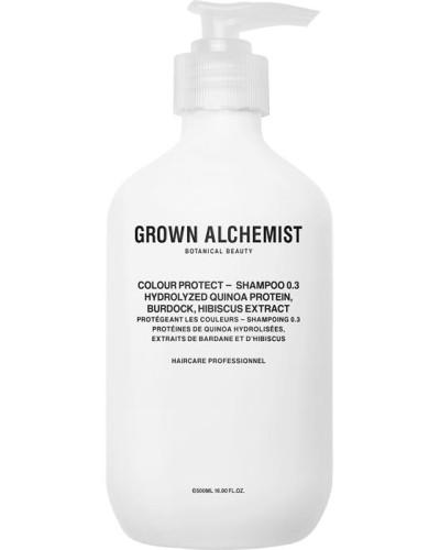 Haarpflege Shampoo Colour Protect 0.3
