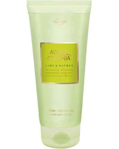 Classic Lime & Nutmeg Bath Shower Gel