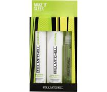 Haarpflege Smoothing Make it Sleek - Smoothing Set Super Skinny Daily Shampoo 300 ml + Super Skinny Serum 150 ml + Super Skinny Daily Treatment 300 ml