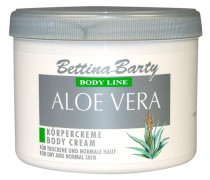 Pflege Body Line Aloe VeraBody Cream