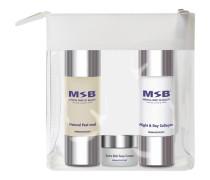 Pflege Treatment Sets Start your Spirit Set Natural Peel med 30 ml + Night & Day Collagen 30 ml + Extra Rich Face Cream 5 ml