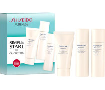 Gesichtspflege Pureness Starter Kit Deep Cleansing Foam 30 ml + Balancing Softener Alcohol-free 30 ml + Matifying Moisturizer Oil-free 30 ml