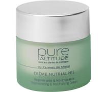 Pflege Gesicht Crème Nutri Alpes