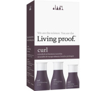 Haarpflege Curl Travel Kit Wash 60 ml + Rinse 60 ml + Defining Styling Cream 60 ml