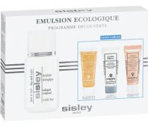 Pflege Damenpflege Geschenkset Emulsion Ecologique 50 ml + Gel Nettoyant Gommant Visage 10 ml + Global Perfect Pore Minimizer 10 ml + Masque Eclat Express 10 ml