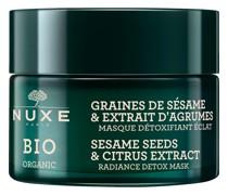 Bio Sesame Seeds & Citrus Extract Radiance Detox Mask