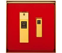 Damendüfte Ambre Gris Geschenkset Eau de Parfum Spray 50 ml + Zerstäuber 10 ml
