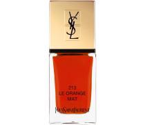 Make-up Nägel La Laque Couture The Mats Nr. 201 Le Rouge