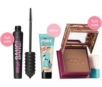 Loves Make-up Set BADgal to the Bone Bang Mascara 8;5 g + Hoola matter Bronzing-Puder 8;0 The POREfessional Primer 7;5 ml