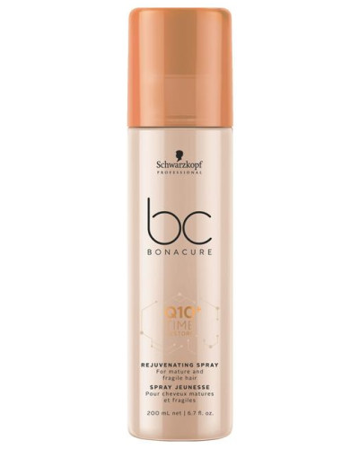 BC Bonacure Q10 + Time Restore Rejuvenating Spray