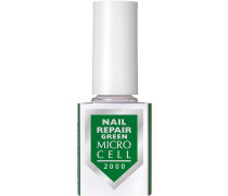 Nagelpflege Nail Repair Green
