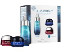 Life Plankton Geschenkset Elixir 30 ml + Blue Therapy Red Algae Uplift Cream 15ml Night 15