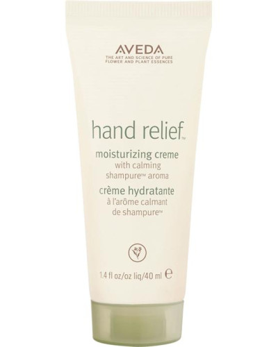 With Calming Shampure Aroma Hand Relief Moisturizing Creme