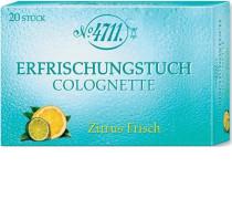 Damendüfte Echt Kölnisch Wasser Erfrischungstücher Zitrus
