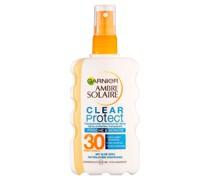 Sonnenschutz Pflege & Schutz Frische Transparentes UV- Schutz-Spray LSF 30