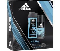 Ice Dive Geschenkset Shower Gel 250 ml + Deodorant Body Spray 150 ml