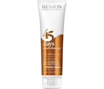 Haarpflege Revlonissimo 45 Days Shampoo & Conditioner Intense Coppers