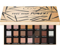 Make-up Augen Feel Your Power! Eyeshadow Palette