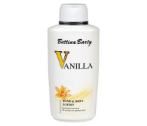 Damendüfte Vanilla Hand & Body Lotion