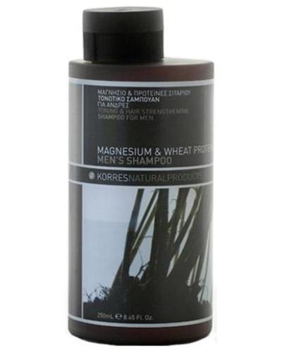 for Men Care Magnesium & Wheat Shampoo