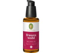 Health & Wellness Gesundwohl Frauenwohl Balance Öl