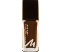 Collections MH Sparkling Nudes Last & Shine Nail Polish Nr. 2 Chocolate Cookie