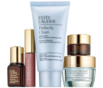 Pflege Gesichtspflege DayWear Starter Set DayWear Multi Protection Anti-Oxidant Cream SPF 15 Normale-Mischhaut 15 ml + Advanced Night Repair 7 ml + Perfectly Clean 30 ml + Advanced Night Repair Eye 5 ml + Pure Color Gloss 4;6 ml