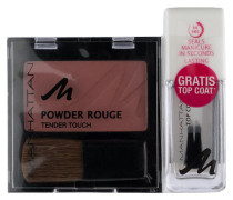 Make-up Gesicht Powder Rouge 5 g + Nail Top Coat 10 ml Nr. 39W