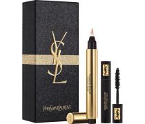 Make-up Teint Geschenkset Touche Éclat Nr. 2 2;5 ml + Mascara Volume Effet Faux Cils Nr. 1 2 ml