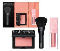 Lippen Make-up Lippenstifte Small Pleasure Mini Orgasm Set Blush 2;5 g + Oil-Infused Lip Tint 3;5 Rouge Pinsel #16