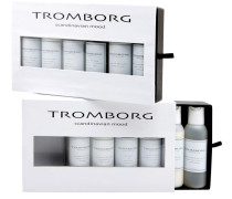 Hautpflege Scandinavian Mood Body Travel Kit Aroma Therapy Bath & Shower Wash Ginger 50 ml + Aroma Therapy Deluxe Soap Ginger 50 ml + Aroma Therapy Body Lotion 50 ml + Herbal & Vitamin Shampoo 50 ml + Aroma Therapy Conditioner Hair Cure 50 ml + Herbal Cleansing Water 50 ml