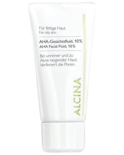 Kosmetik Fettige Haut bis Mischhaut Aha-Gesichtsfluid 10%
