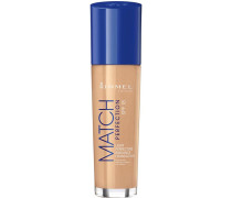 Make-up Gesicht Match Perfection Foundation Nr. 400 Natural Beige