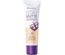 Make-up Gesicht Stay Matte Liquid Foundation Nr. 100 Ivory