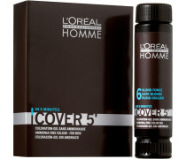 Herren Homme Cover 5 Graukaschierung Nr. 6 Dunkelblond