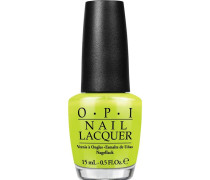 Collections Neon Collection Nagellack Nr. NLN34 You Are So Outta Lime!